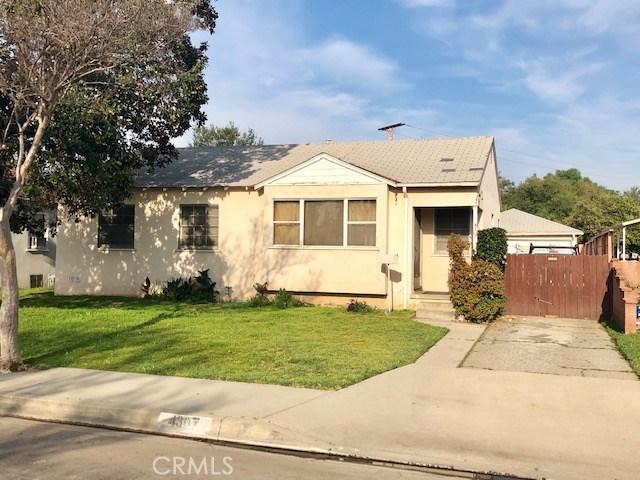 4307 Ranger Avenue, El Monte, CA 91731