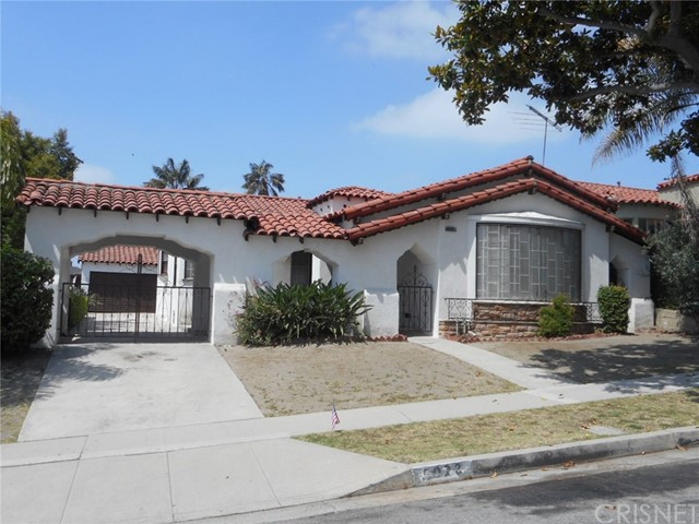 5023 Valley Ridge Avenue, Los Angeles, CA 90043
