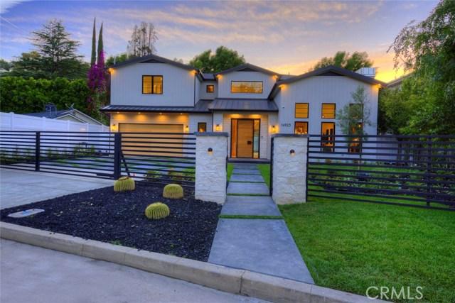 14923 Valley Vista Boulevard, Sherman Oaks, CA 91403