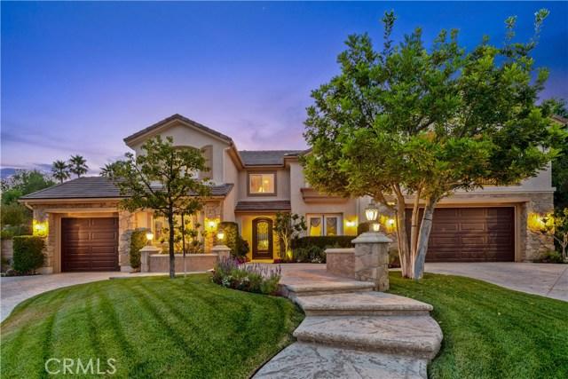 12215 Hondero Court, Granada Hills, CA 91344