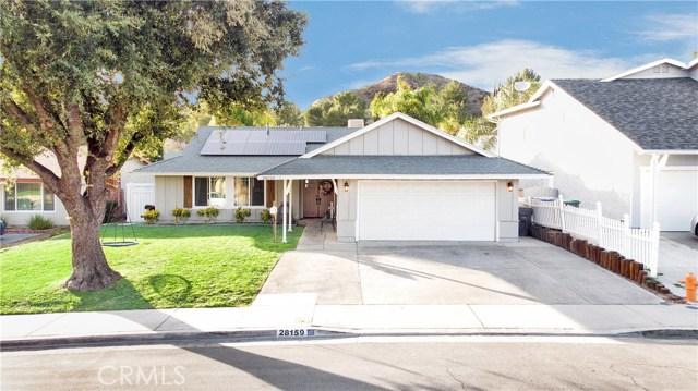 28159 Newbird Drive, Saugus, CA 91350