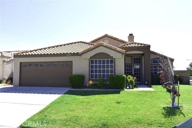 3224 Mesa Court, Rosamond, CA 93560
