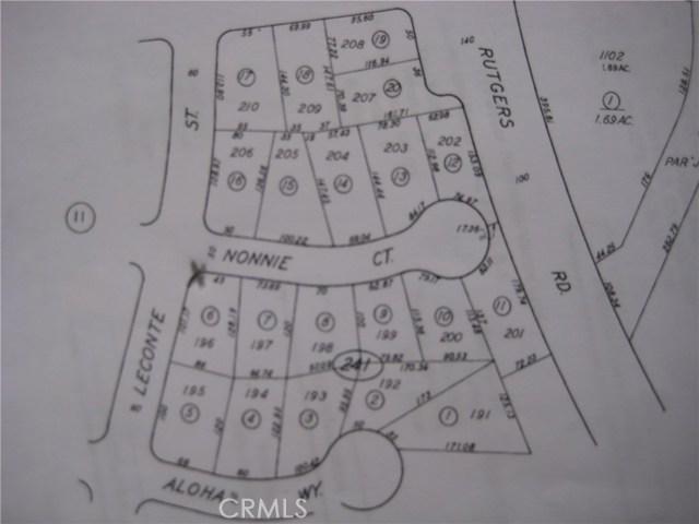 0 Nonie Court, California City, CA 93505
