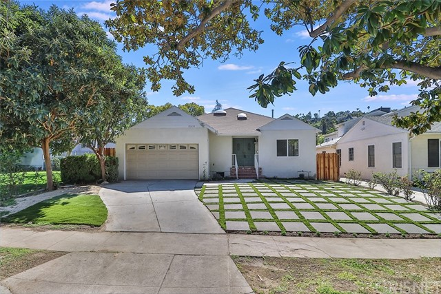 Sherman Oaks home, completely remodeled + available FOR LEASE! Amenities include: main house has 4BR + 3.5BA, open floorplan + approx 2350 SQF; guest space offers additional 1BR + 1/2 bath - great for studio, office space + more (approx 250; primary residence has living room w/fireplace; dining area; upgraded kitchen w/center island, sparkling countertops + brand new stainless steel appliances (refrigerator, stove/oven, dishwasher + microwave all included); new wood laminate + ceramic tile flooring throughout; central heat + air; recessed lighting + dual pane windows; stacked washer + dryer hook-ups; backyard w/pool; gardener + pool service provided; 2 car garage + driveway for parking; pets considered w/owners approval + additional deposit.