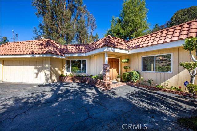 16910 Escalon Drive, Encino, CA 91436
