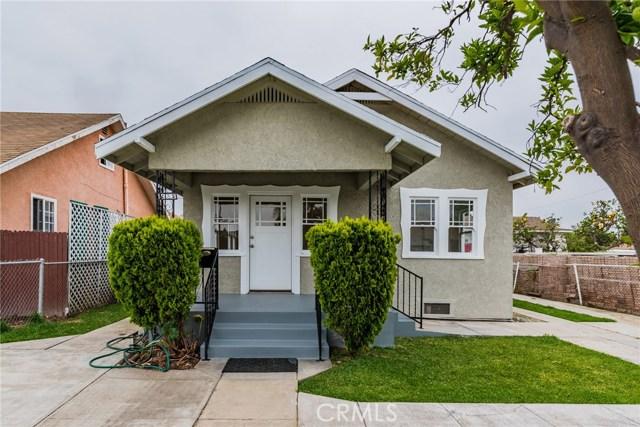 1922 E 75th Street, Los Angeles, CA 90001