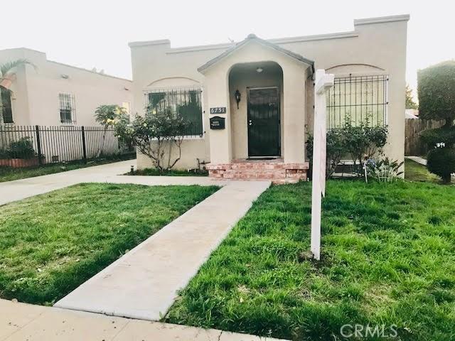 6751 2nd Avenue, Los Angeles, CA 90043