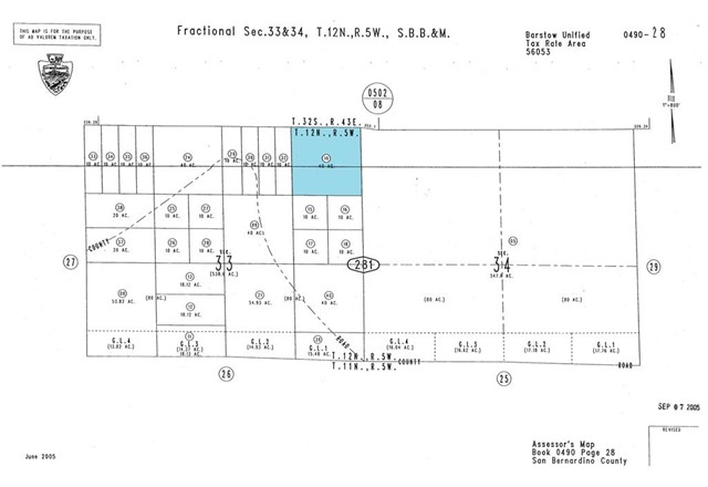 0 Vacant Land, Barstow, CA 92310
