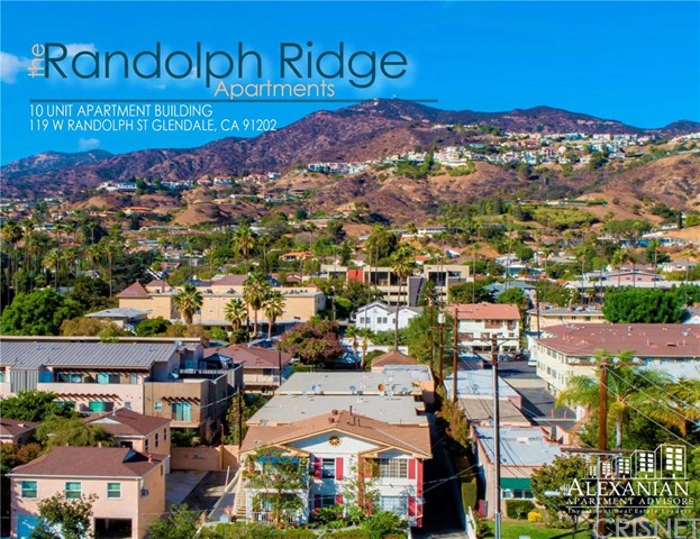 119 W Randolph Street, Glendale, CA 91202