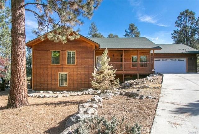 16240 Askin Drive, Pine Mtn Club, CA 93222