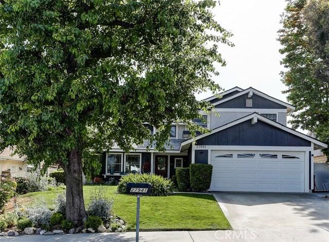 27941 Palmetto Ridge Drive, Valencia, CA 91354