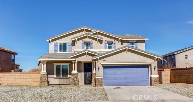 2805 Garnet Lane, Lancaster, CA 93535