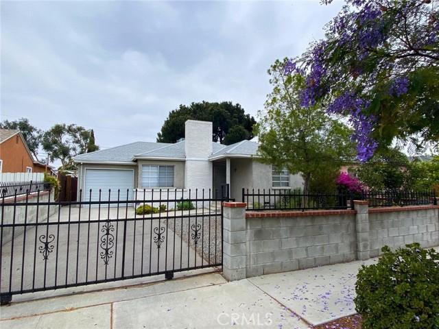 11137 Califa Street North Hollywood, CA 91601