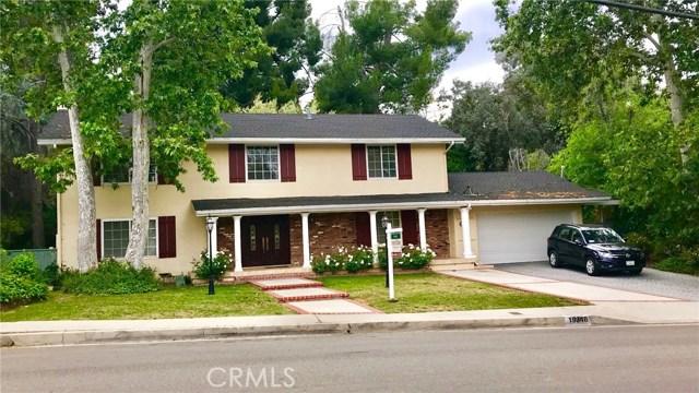 19348 Wells Drive, Tarzana, CA 91356