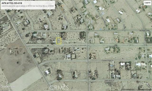 2 Club View Drive, Mecca, CA 92254