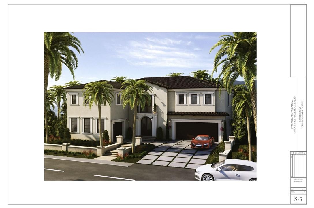 0 Olsen Road Thousand Oaks, CA 91362