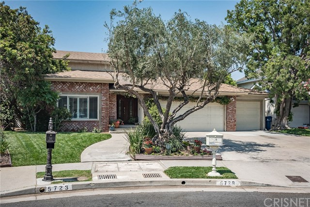 5729 Vanessa Court, Woodland Hills, CA 91367