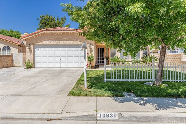 43931 Silver Bow Road, Lancaster, CA 93535