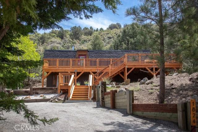 1824 Poplar Way, Pine Mtn Club, CA 93222