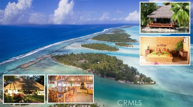 1 Motu Moie French Polynesia, Outside Area (Outside U.S.) Foreign Country,  98709