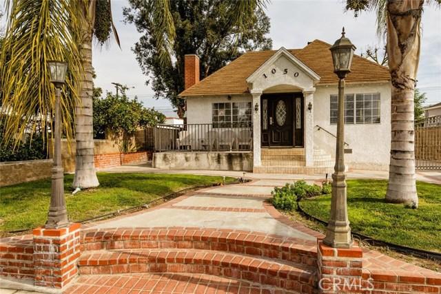 1050 N Buena Vista Street, Burbank, CA 91505