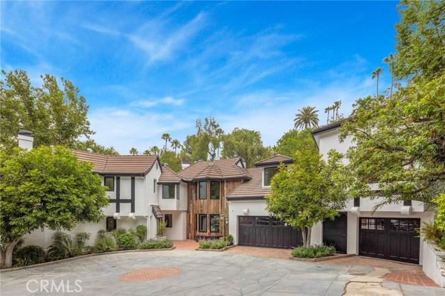 16881 Oak View Drive, Encino, CA 91436