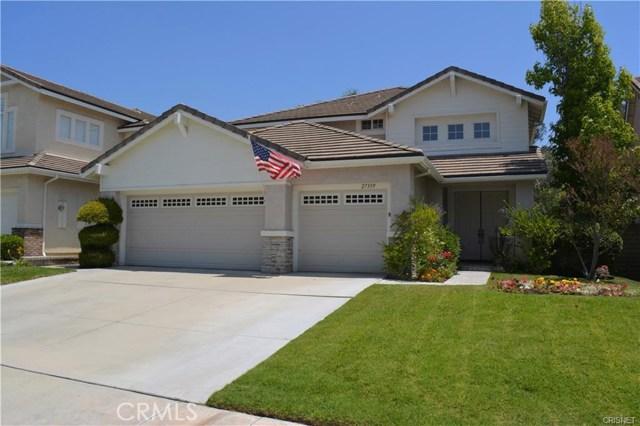 27339 Cheshire Lane, Valencia, CA 91354