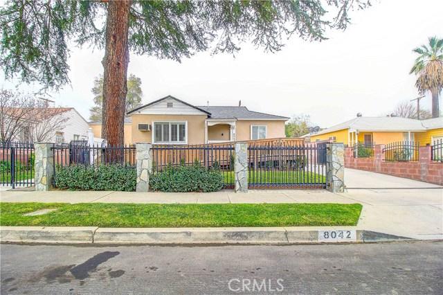 8042 Norwich Avenue, Panorama City, CA 91402