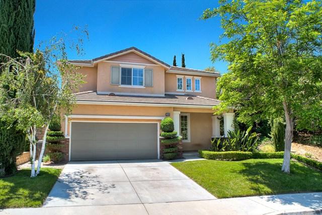 19988 Via Joyce Drive, Saugus, CA 91350