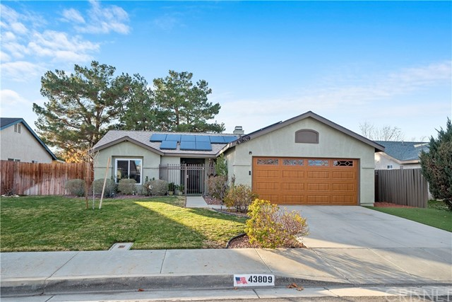 43809 Tranquility Court, Lancaster, CA 93535