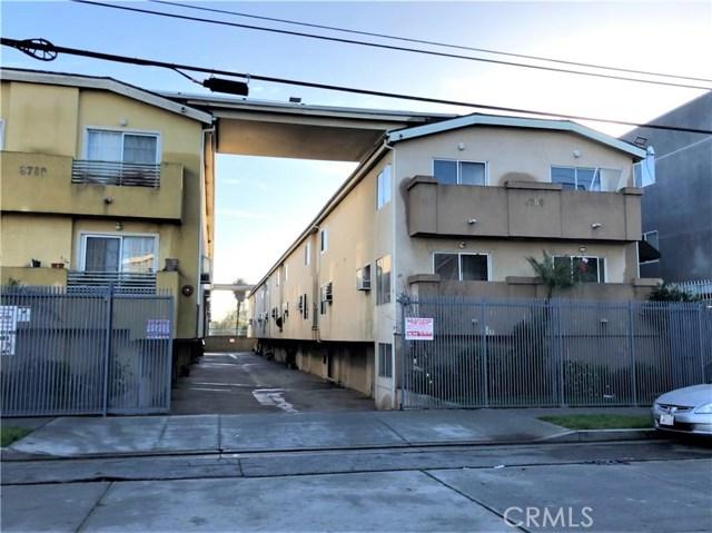 8760 Burnet Avenue 10, North Hills, CA 91343