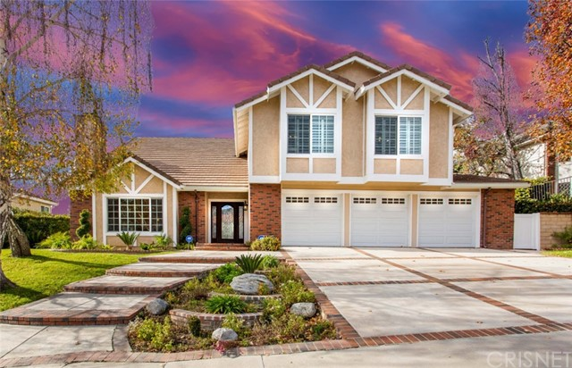 5841 Middle Crest Drive, Agoura Hills, CA 91301