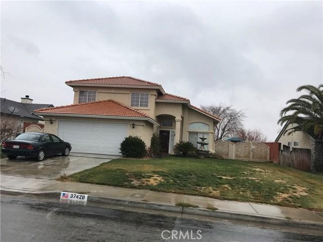 37428 Harrow Court, Palmdale, CA 93550