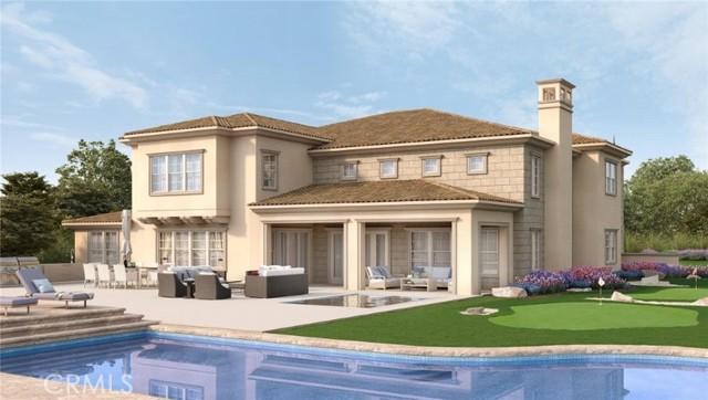 Brasada Estates Plan 5 Palermo by Grandway Residential-rear view