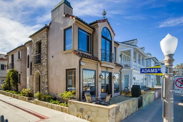 427 E Edgewater Avenue | Balboa Peninsula (Residential) (BALP) | Newport Beach CA