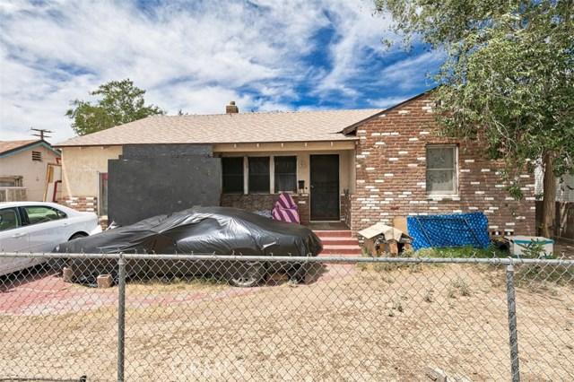 15653 K Street, Mojave, CA 93501