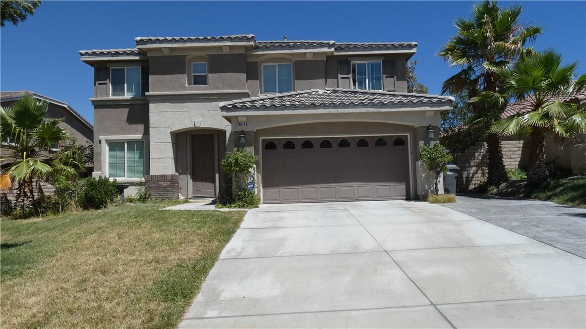 36714 Arbolada Lane, Palmdale, CA 93550