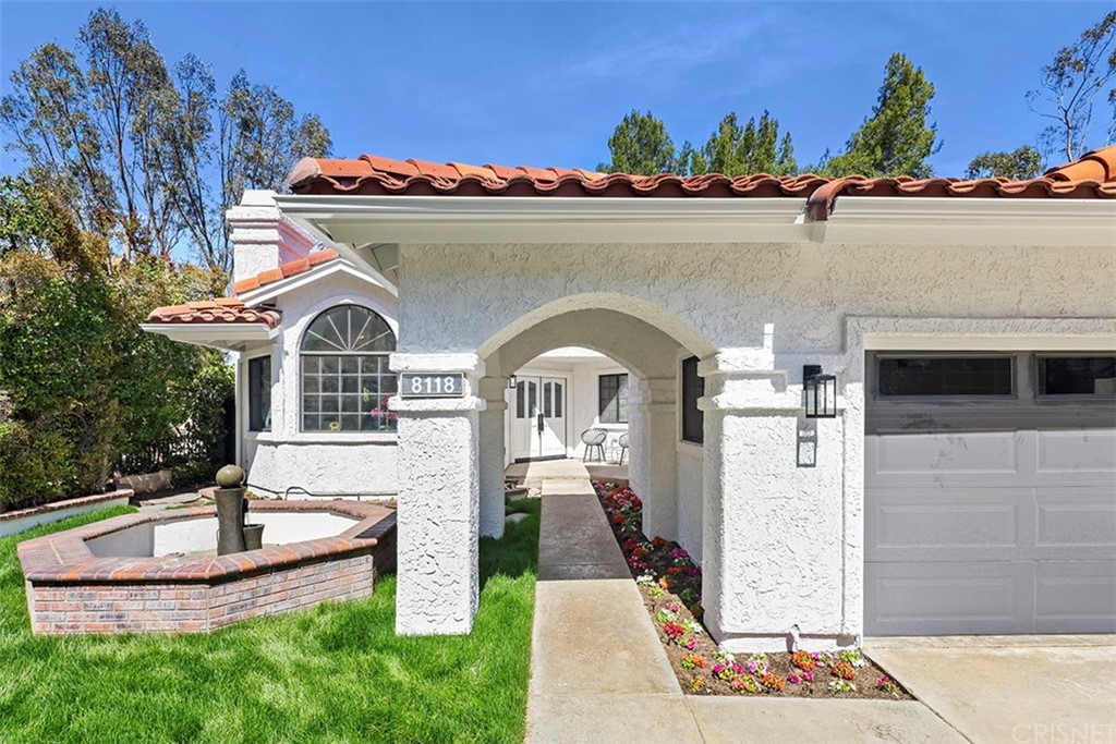 8118     Valley Flores Drive, West Hills CA 91304