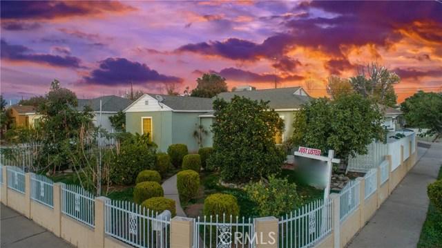 8102 Burnet Avenue, Panorama City, CA 91402