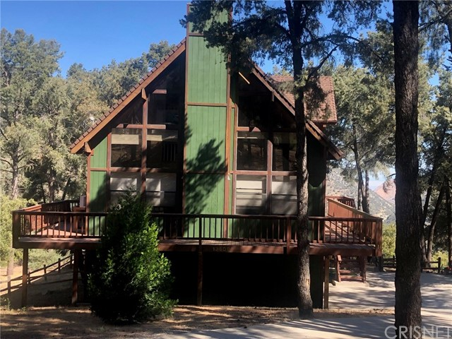 13609 Yellowstone Drive, Pine Mtn Club, CA 93225