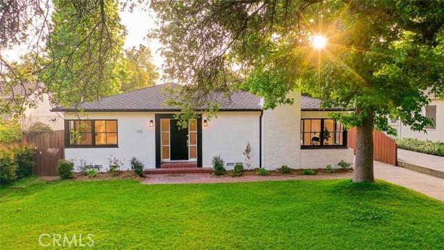 1151 N Holliston Avenue, Pasadena, CA 91104