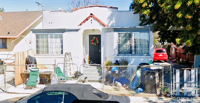 2707 Fairmount Street, Los Angeles, CA 90033