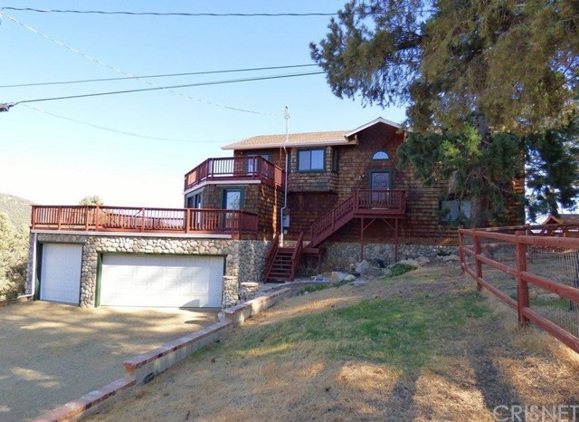 11436 Cuddy Valley Road, Frazier Park, CA 93225