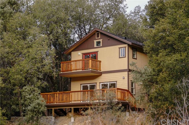 2301 Woodland, Pine Mtn Club, CA 93222
