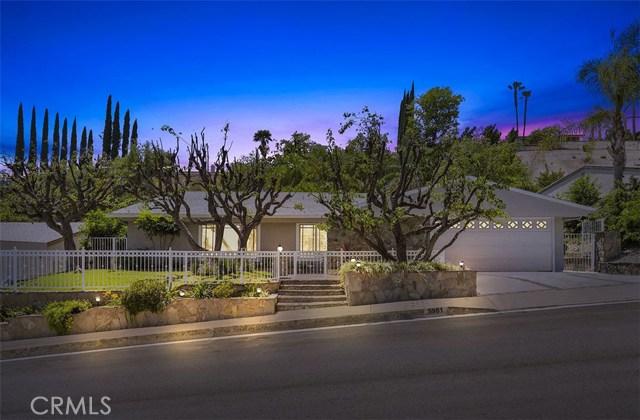 5981 Ellenview Avenue, Woodland Hills, CA 91367