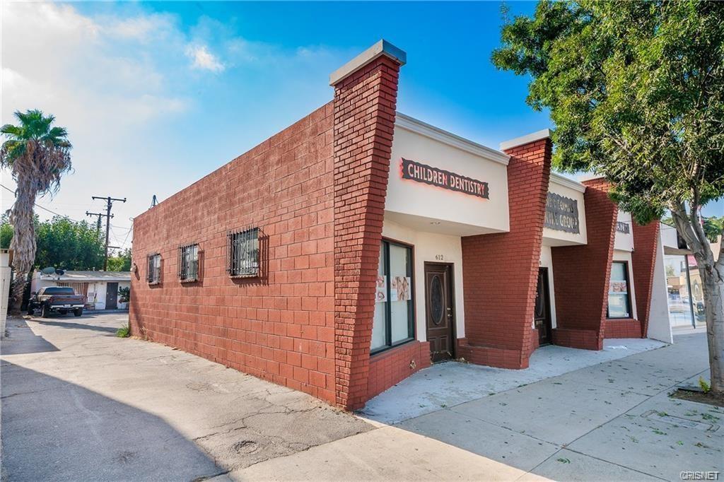 608 N Maclay Avenue, San Fernando, CA 91340