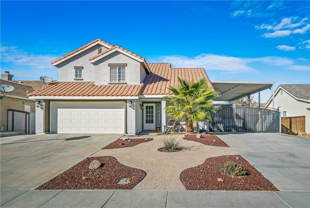 3433 Summer Breeze Avenue, Rosamond, CA 93560
