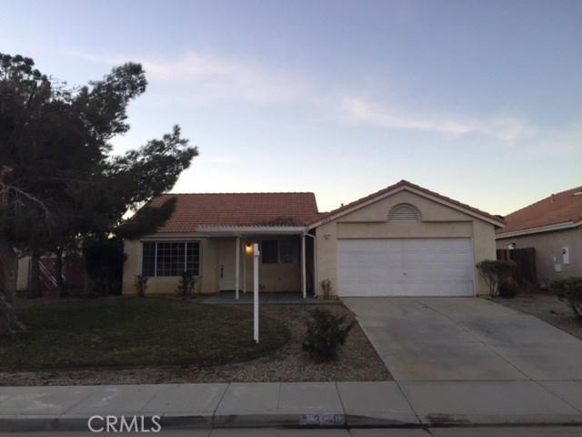 3542 San Jacinto Avenue, Rosamond, CA 93560