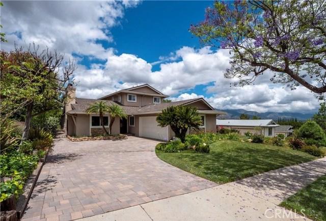 Photo of 17309 Tennyson Place, Granada Hills, CA 91344