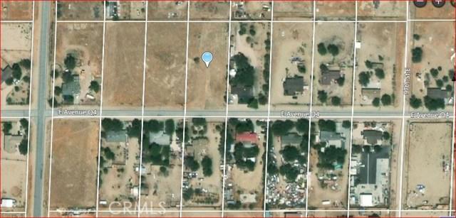 0 Vac/Ave Q4 Drt /Vic 95th Ste, Sun Village, CA 93543